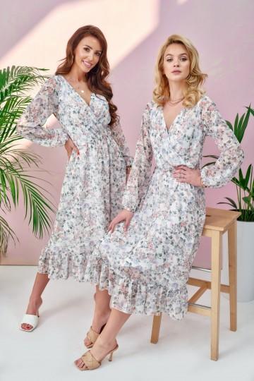 Sukienka Blanca U58